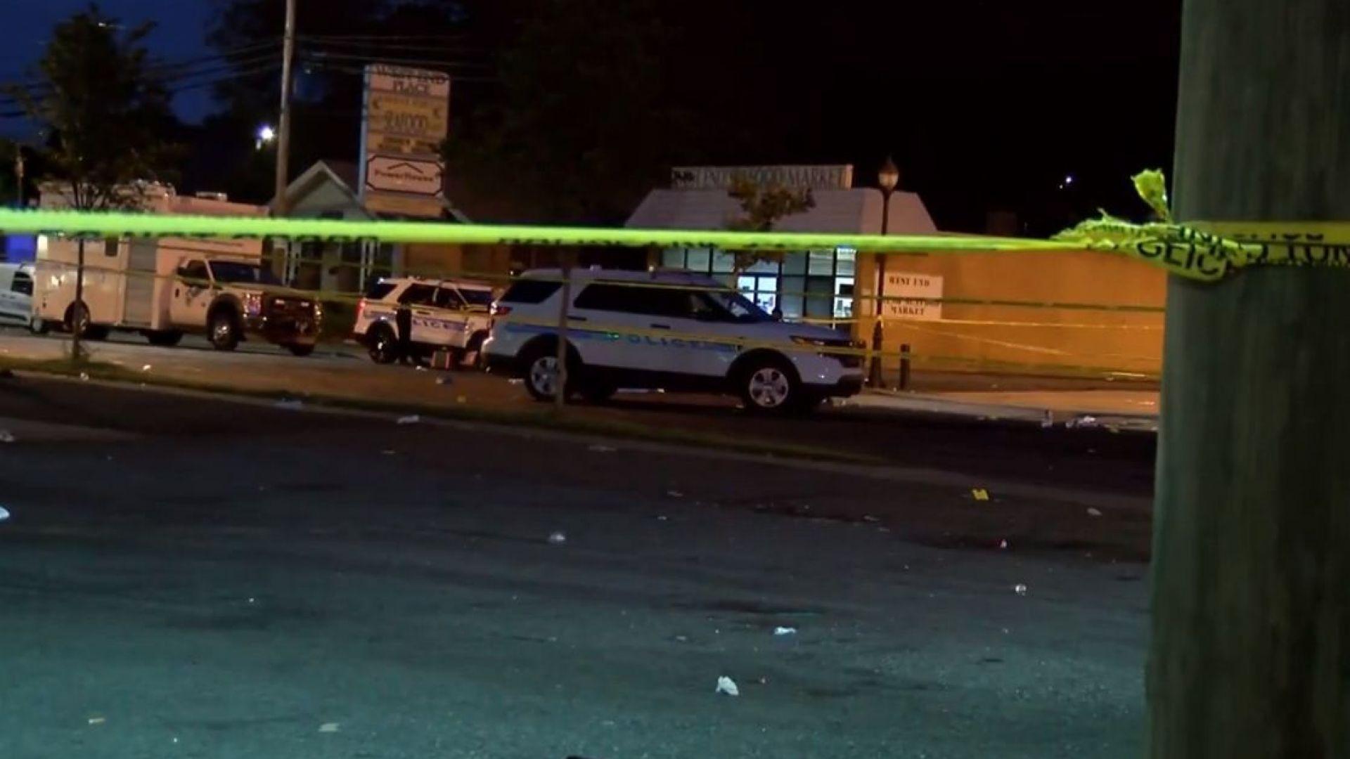 Двама убити и седем ранени при стрелба в Северна Каролина (видео)