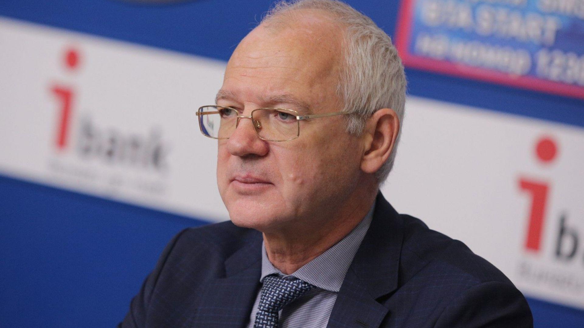 Васил Велев: Разумно e в криза е да не се увеличава минималната работна заплата