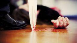Смъртоносен бой с пистолет и нож насред село в Монтанско
