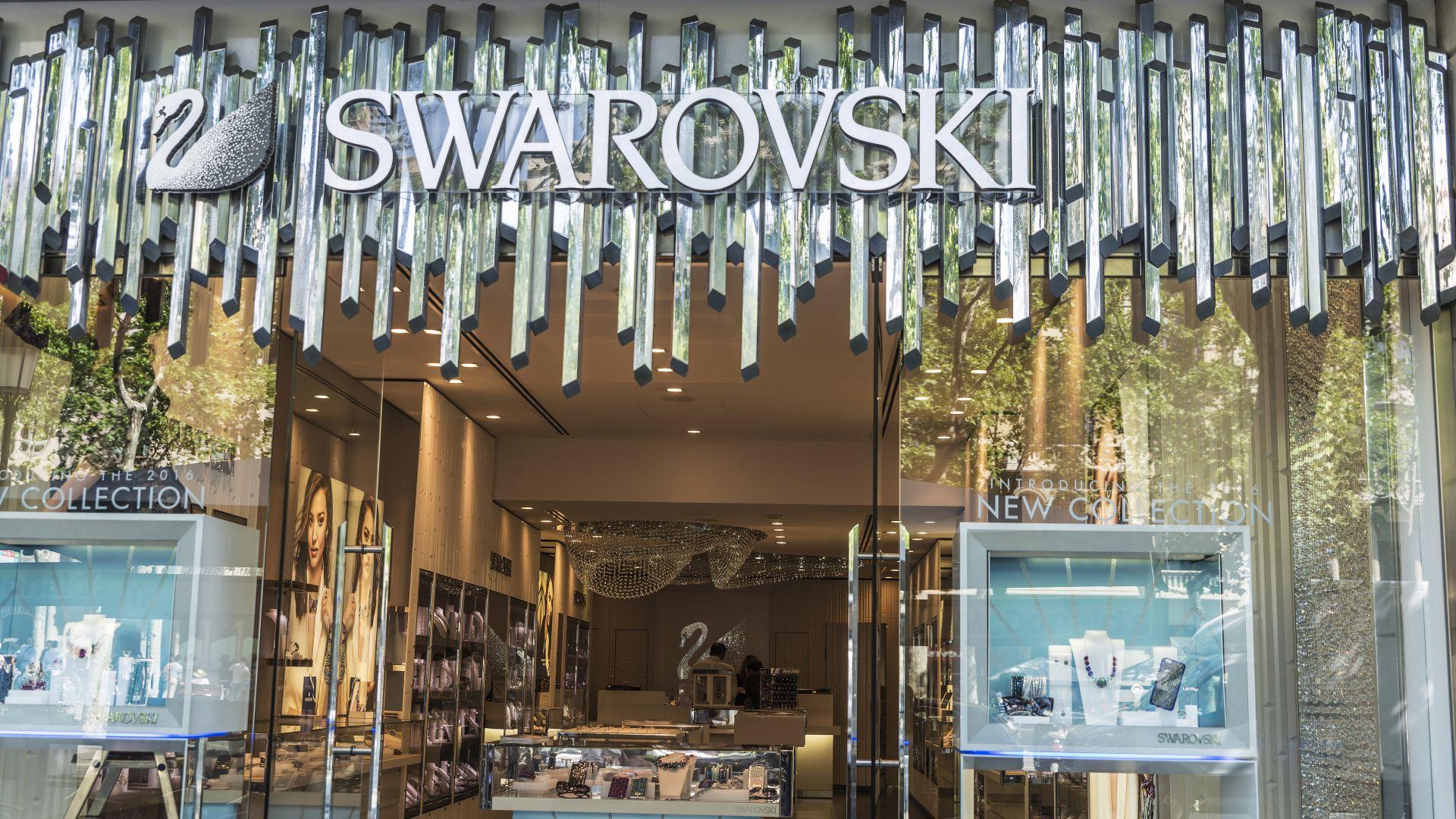 Кралят на кристалите Сваровски закрива 600 работни места