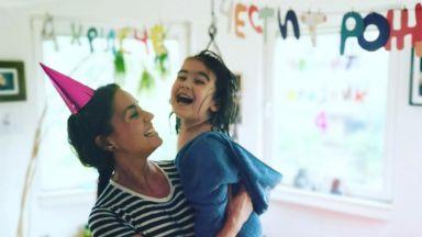Радина Кърджилова празнува рождения ден на сина си
