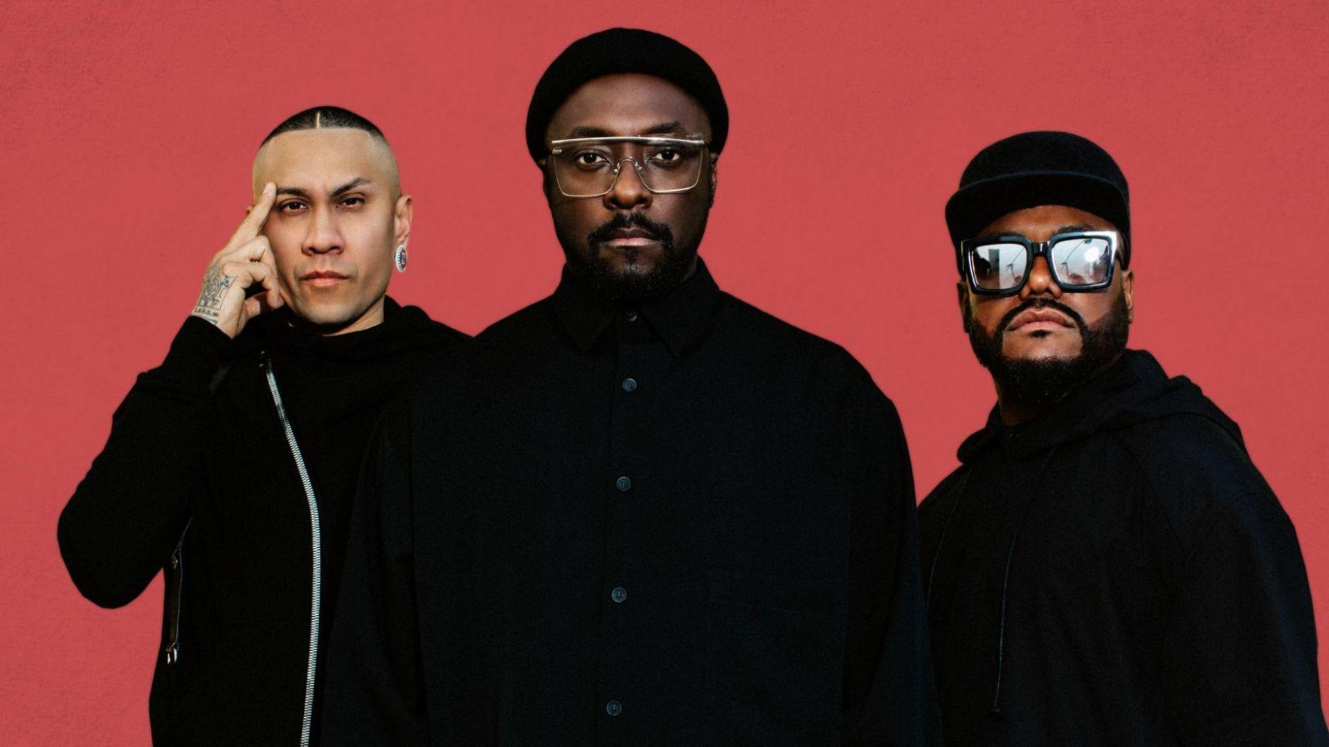 Black Eyed Peas се завръщат с нов албум