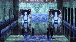 Невъобразимо гмуркане с Густав Климт в най-големия дигитален културен център в света