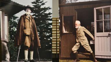 Ирландският посланик откри изложба за Бърнард Шоу в Русе