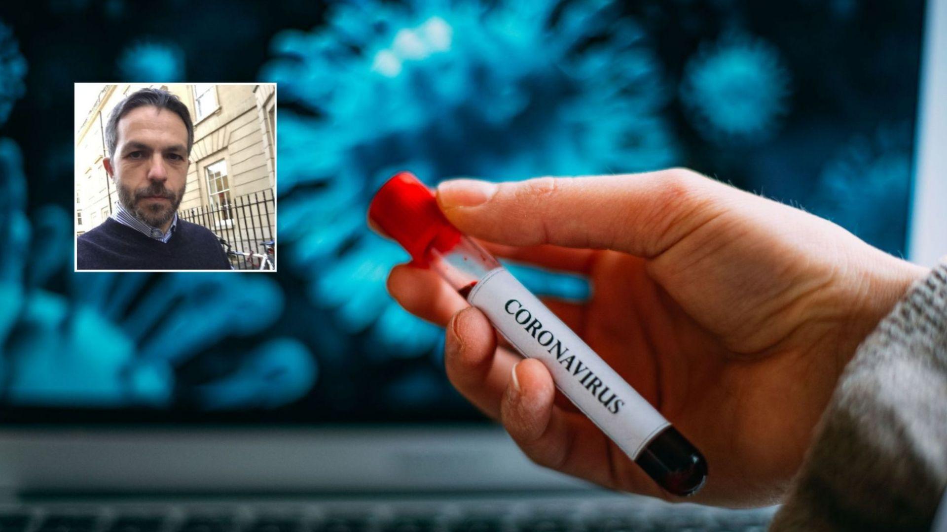 Български епидемиолог в Лондон: Очаквам скок на смъртните случаи от COVID-19