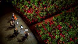 2292 растения бяха публиката на първия концерт на Операта в Барселона