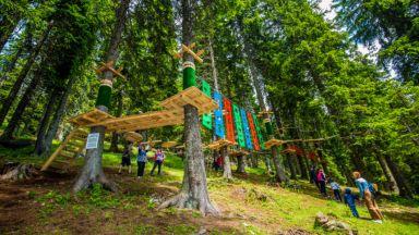 """Приключенският парк """"Язовира"""" с вход свободен на 3 юли"""