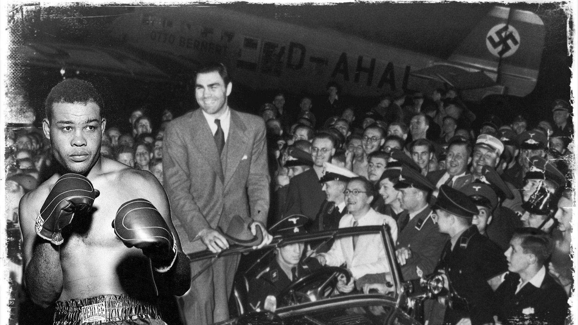 """""""Нацистът"""" срещу Бомбардировача: История за бокс, пропаганда и приятелство до гроб"""