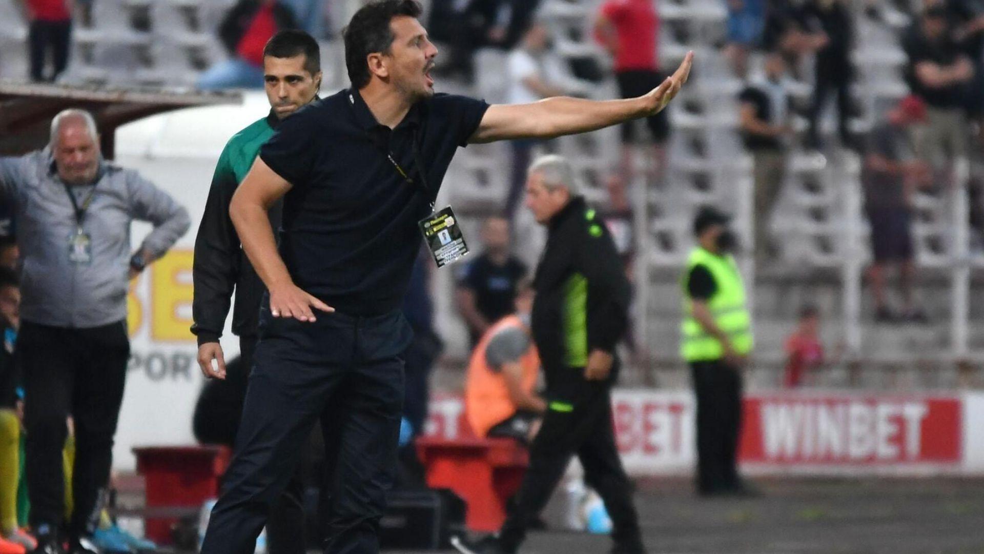 Двамата треньори се обединиха около мнението, че ЦСКА заслужено е на финал