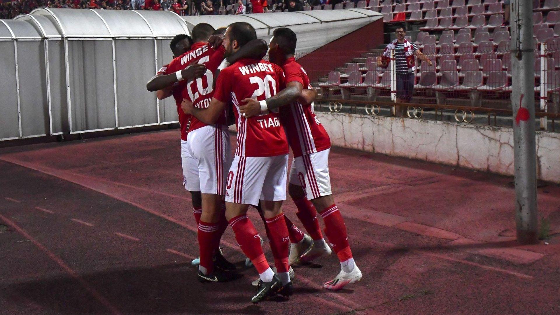 """ЦСКА си го върна на """"Ботев"""" и достигна мечтания финал за Купата"""