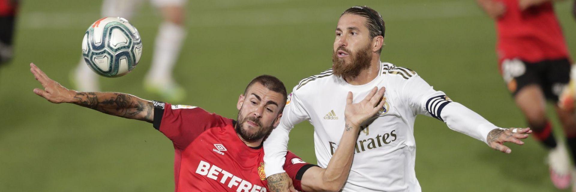 Рамос се превърна в Роналдо и върна Реал на върха