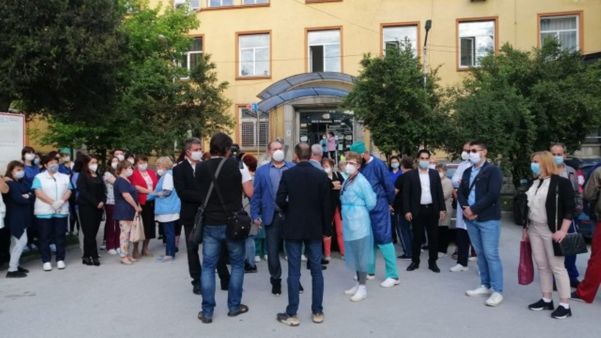 Колективна оставка подадоха медиците от общинската болница във Велинград