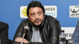 Шефът на тениса Стефан Цветков: Ако всичко е наред, предстои най-силният турнир в София