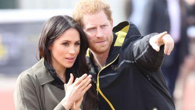 Принц Хари отпразнува с Меган 36-ия си рожден ден далеч от Бъкингамския дворец