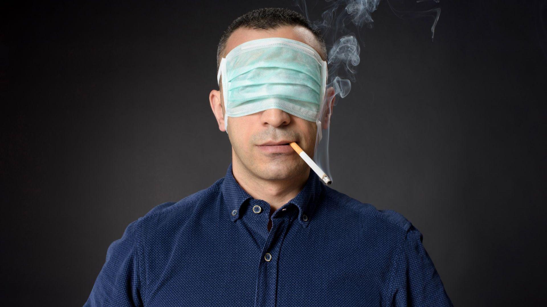 Цигарите увеличават шанса и за COVID-19, и за сърдечните болести