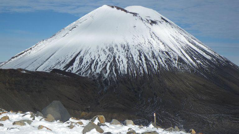 Разтопен лед  от новозеландски глетчер би осигурил  питейна вода за цялата страна