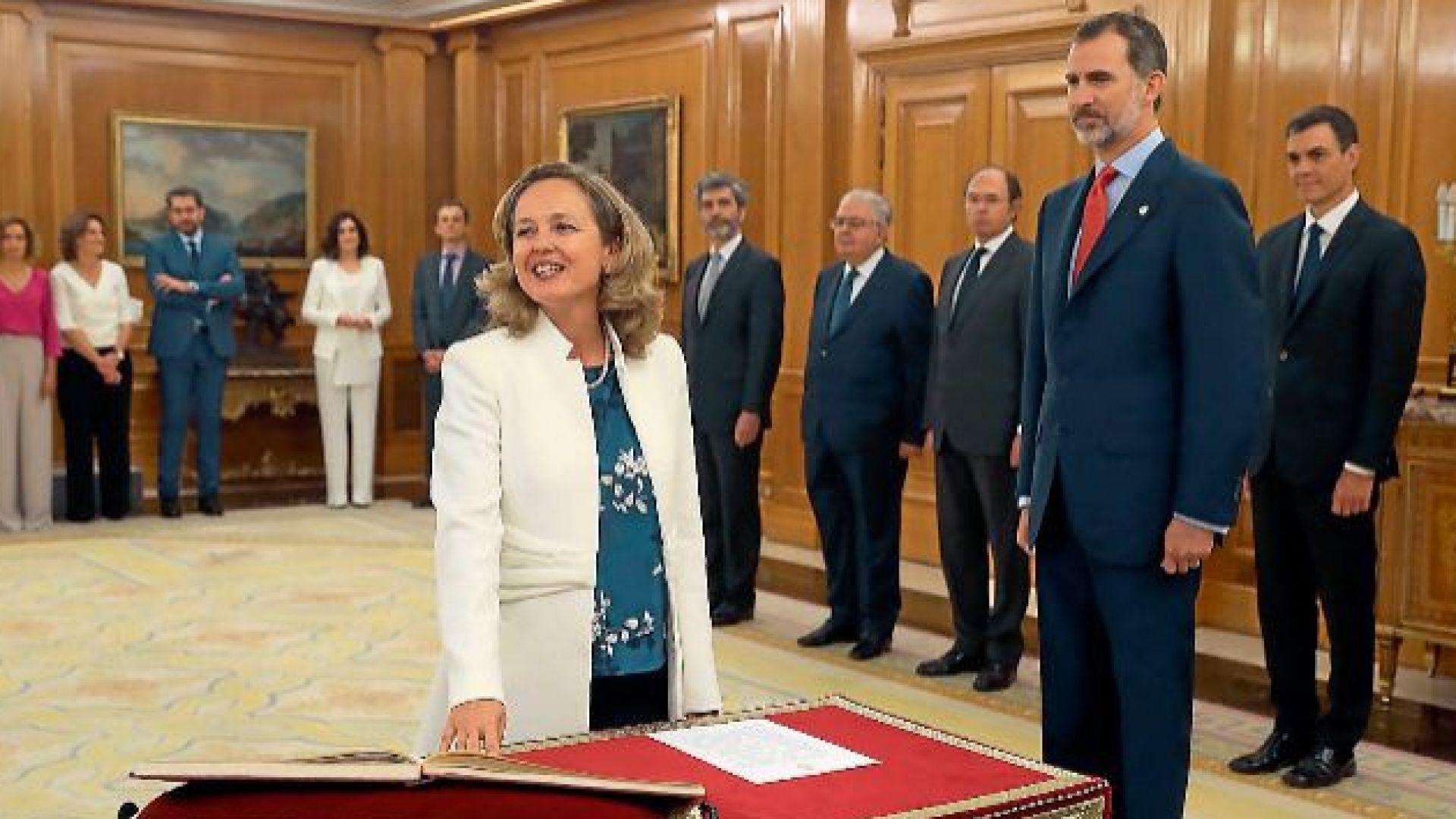 Испания предлага икономическия си министър за лидер на Еврогрупата