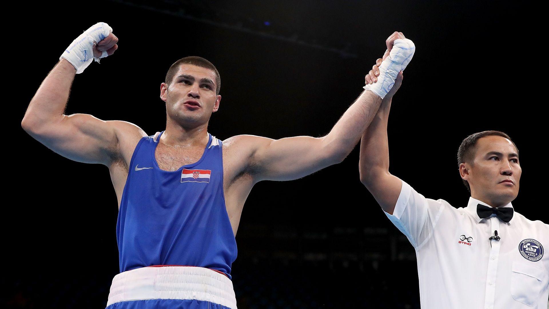 Кличко взе хърватин под крилото си, посочи го за бъдещата звезда на бокса