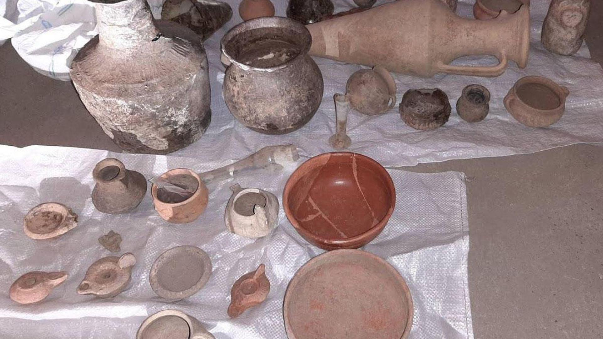 Европол разби престъпна група за контрабанда на артефакти от България (снимки)