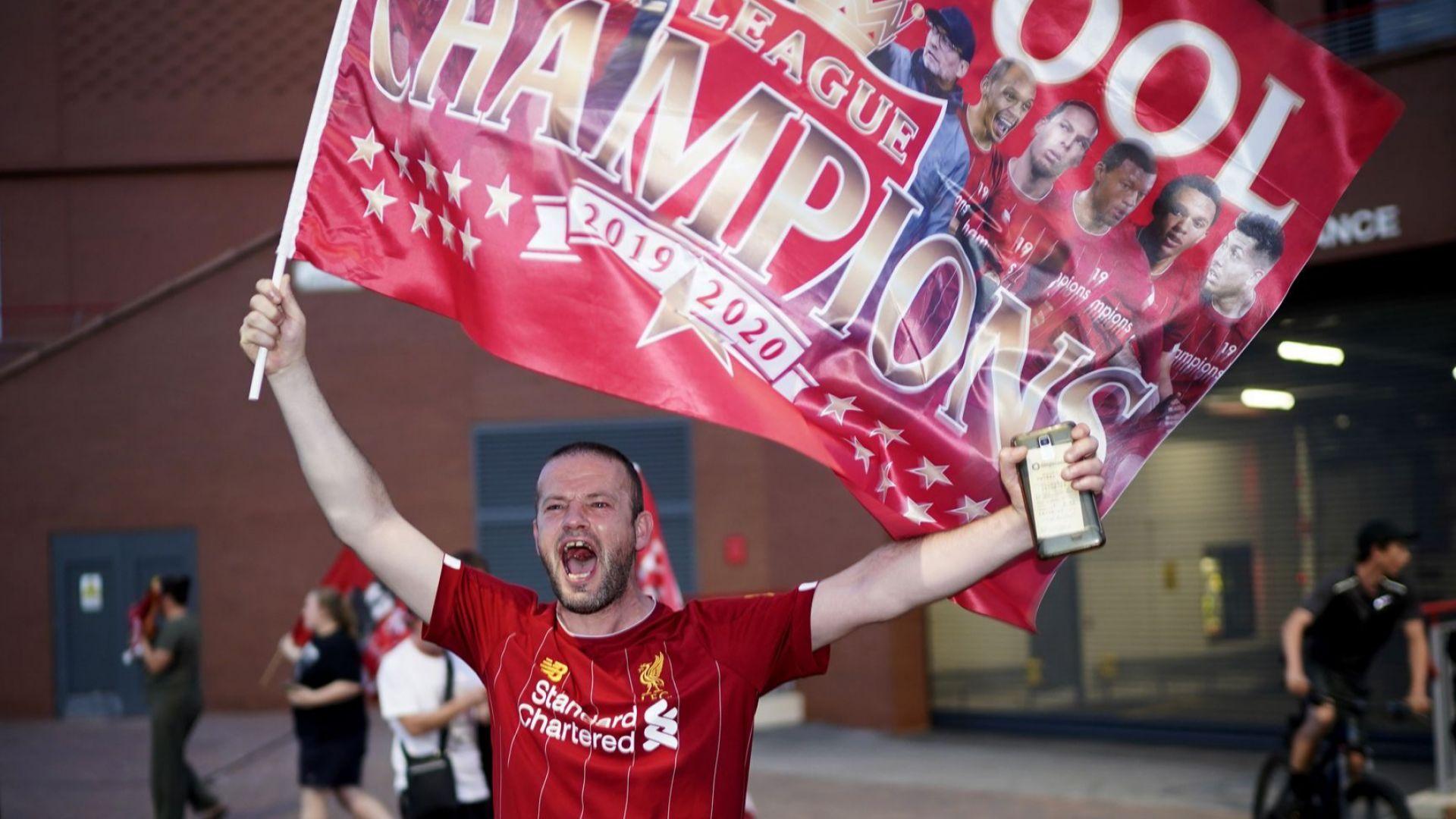 Футбол по телевизията (съдбоносни мачове и коронясването на Ливърпул)