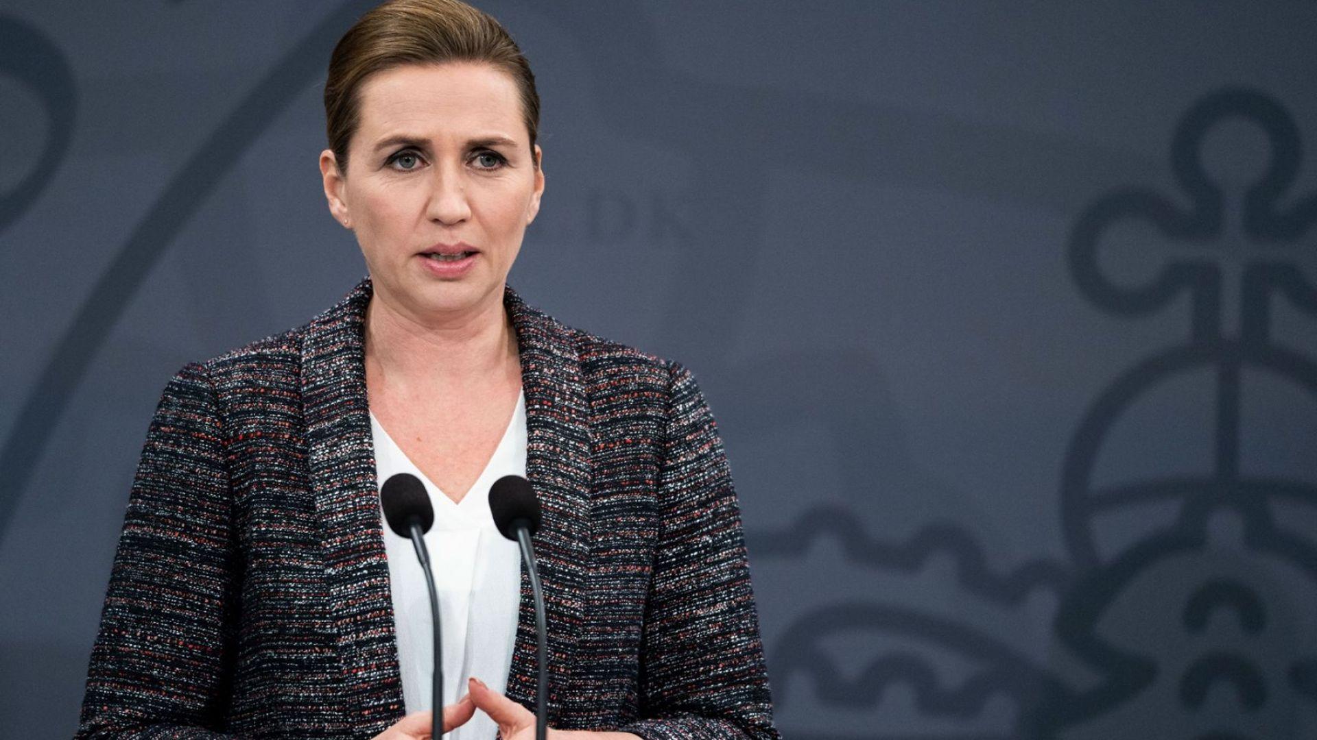 Датската премиерка отлага сватбата си заради среща на върха на ЕС