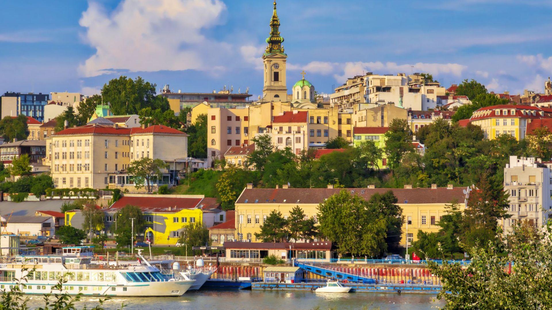 Сърбия в 10 любими места