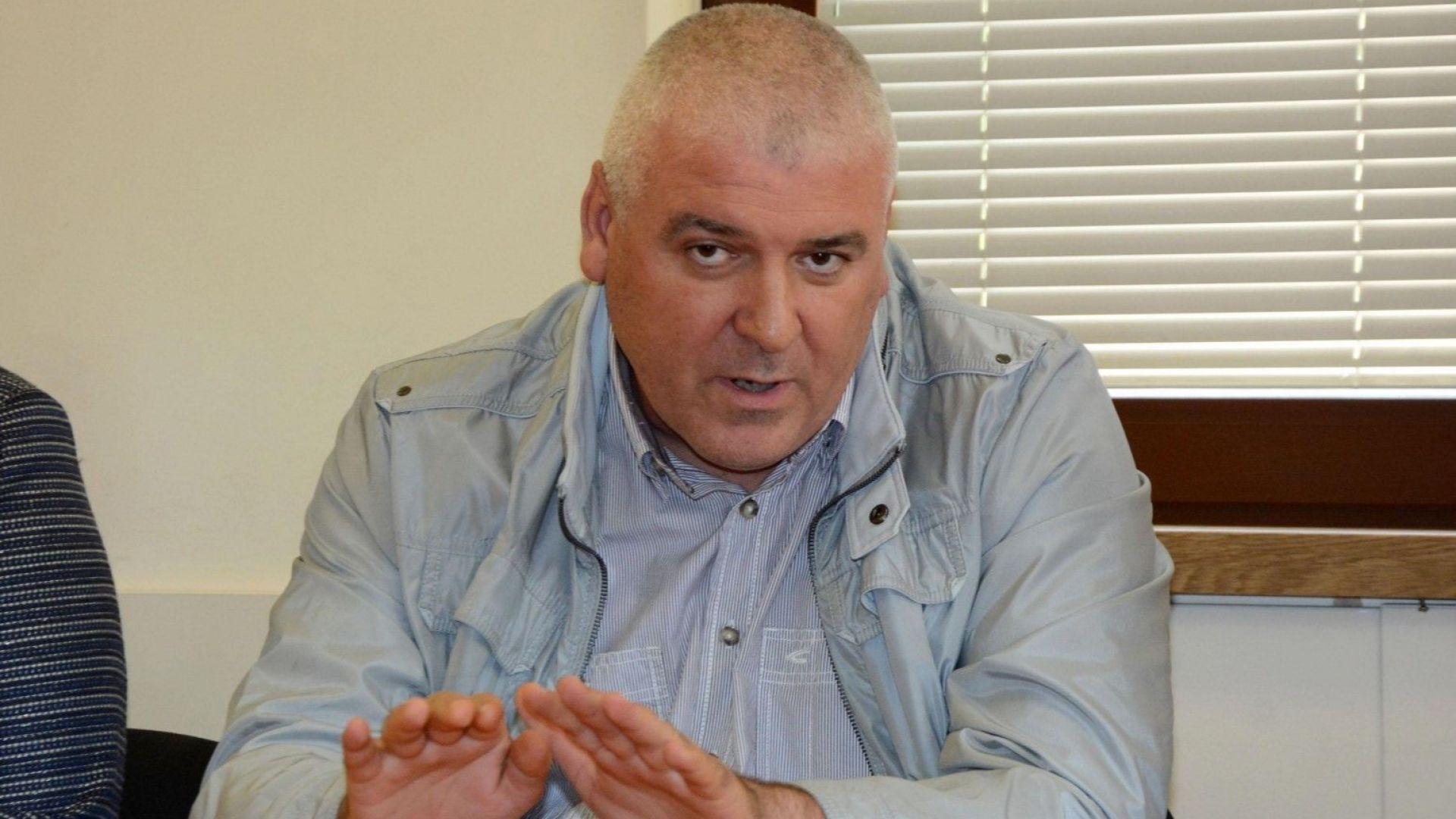 Ивайло Спиридонов е подал оставка като шеф на ГДБОП, премиерът я поиска