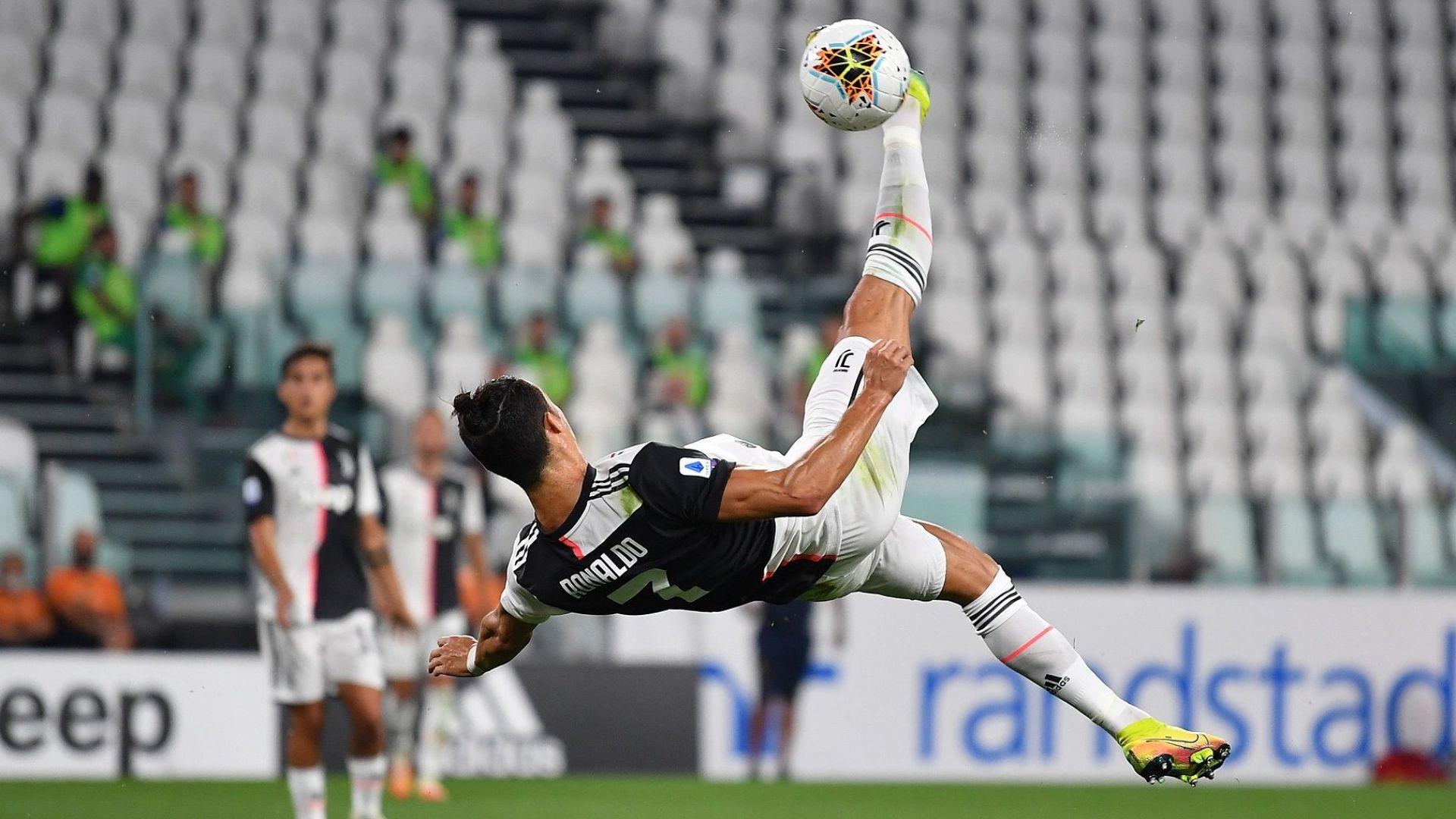 Роналдо и компания се развихриха с 4 гола за полувреме
