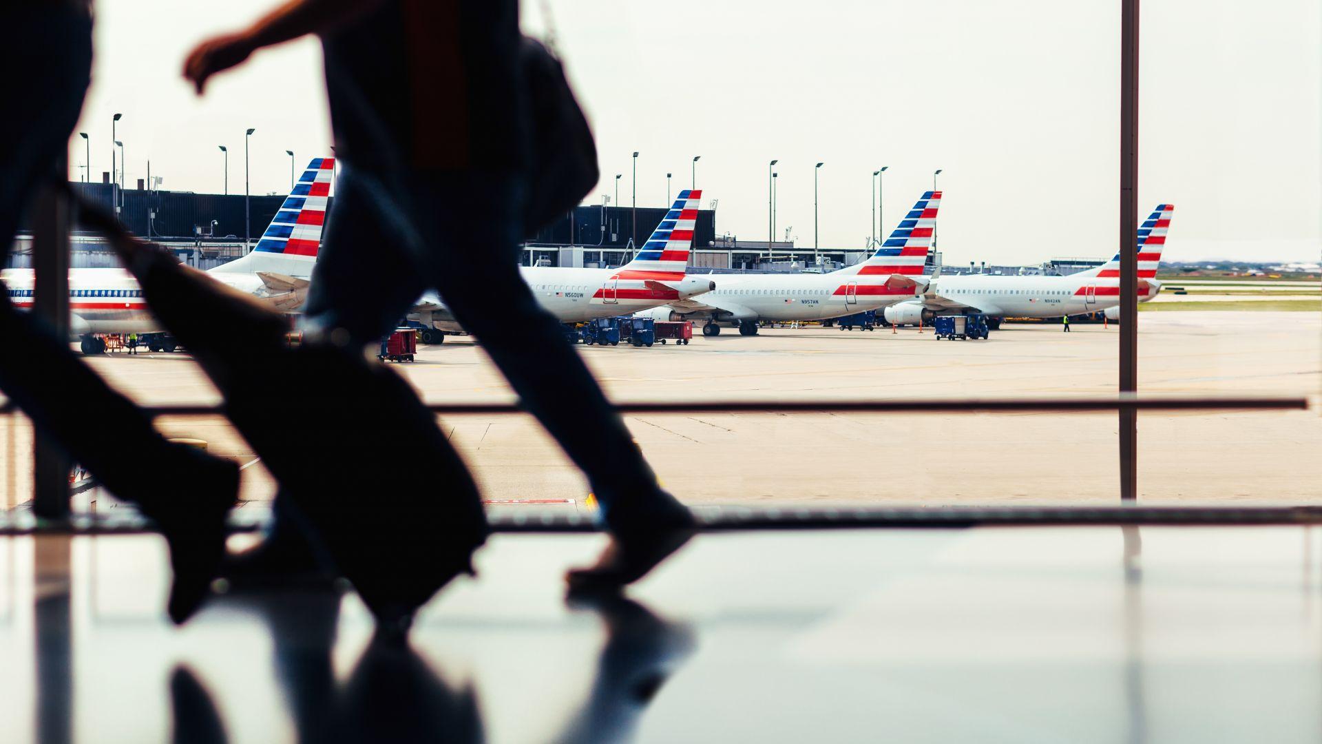 """И """"Американ еърлайнс"""" започва резервации за всички седалки в полетите си"""