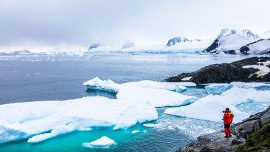 Българският пощальон на Антарктида разказва...