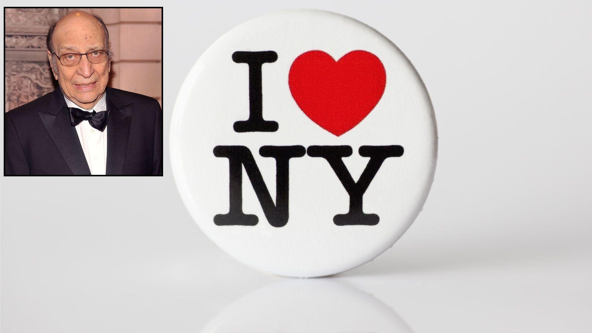 """Почина дизайнерът на емблематичното лого """"I love New York"""""""