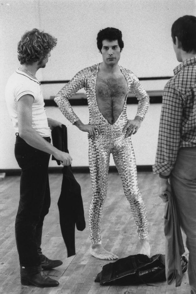 3 октомври 1979 г. Queen в Ковънт Гардън