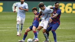 Северняшки шамар отдалечи Барселона от защитата на титлата