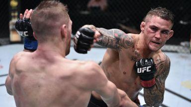 Кървав спорт: Порие надви Хукър в жестока битка на UFC Vegas 4