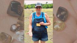 56-годишна намери кафяв диамант в парк в Арканзас