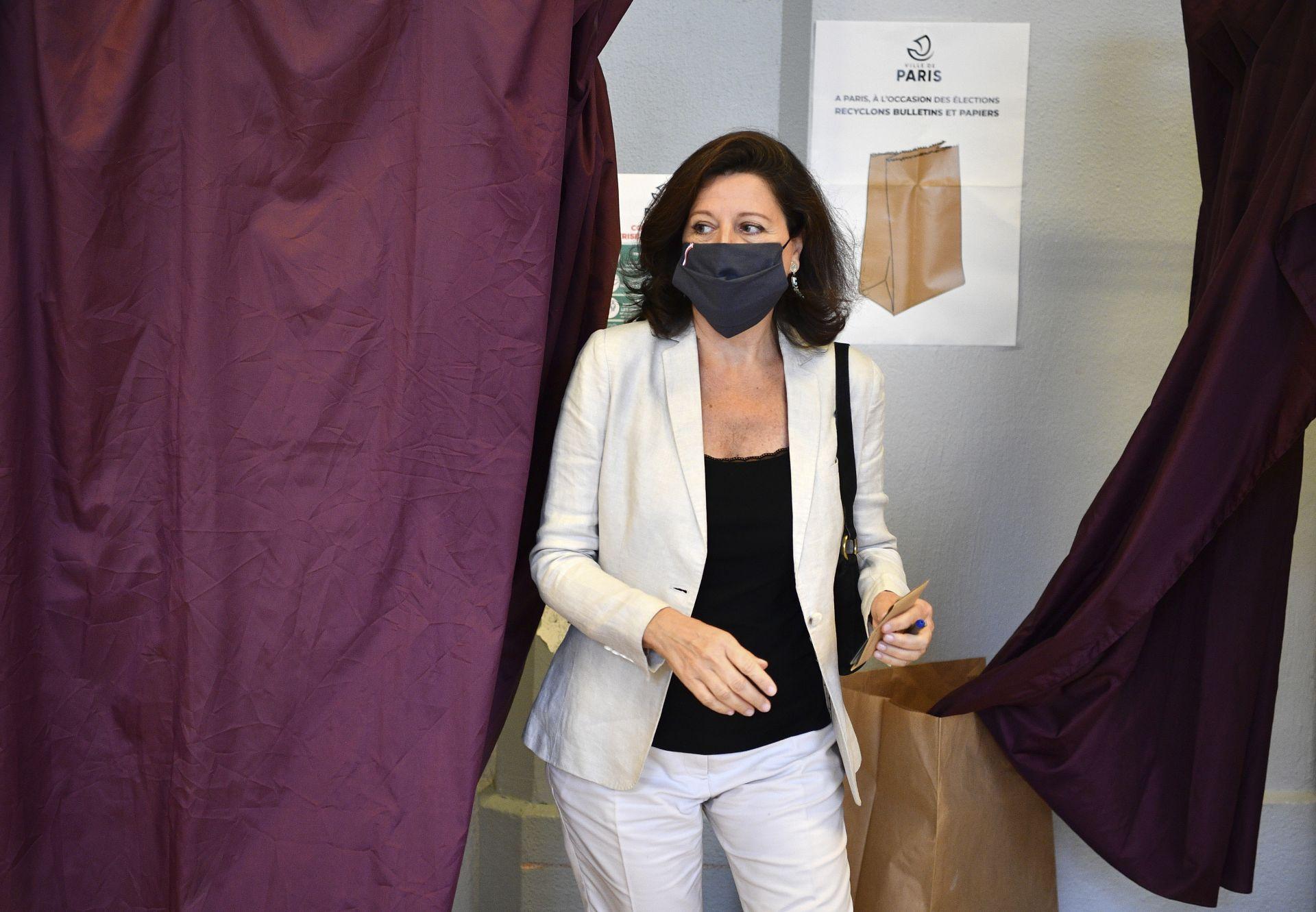 Кандидатката на презинетската партия Анес Бюзен