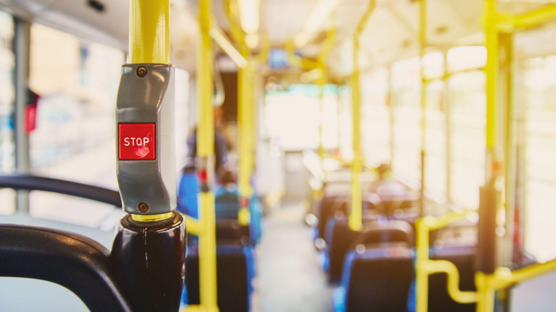 Германия тества специално антивирусно покритие в автобуси