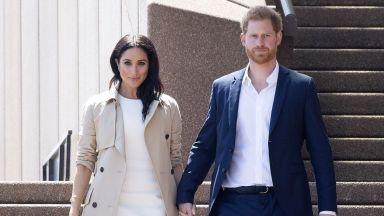 """Принц Хари и Меган призоваха Великобритания да се справи със """"структурния расизъм"""""""