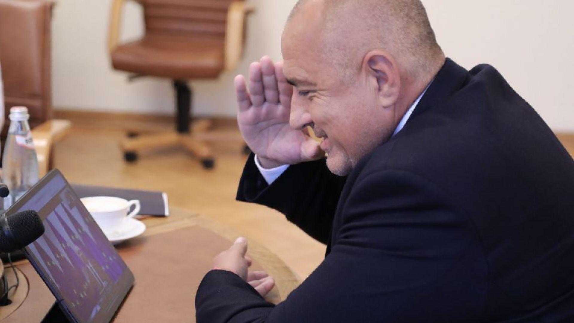Премиерът обсъди с Шарл Мишел добри условия за България в Плана за възстановяване на Европа
