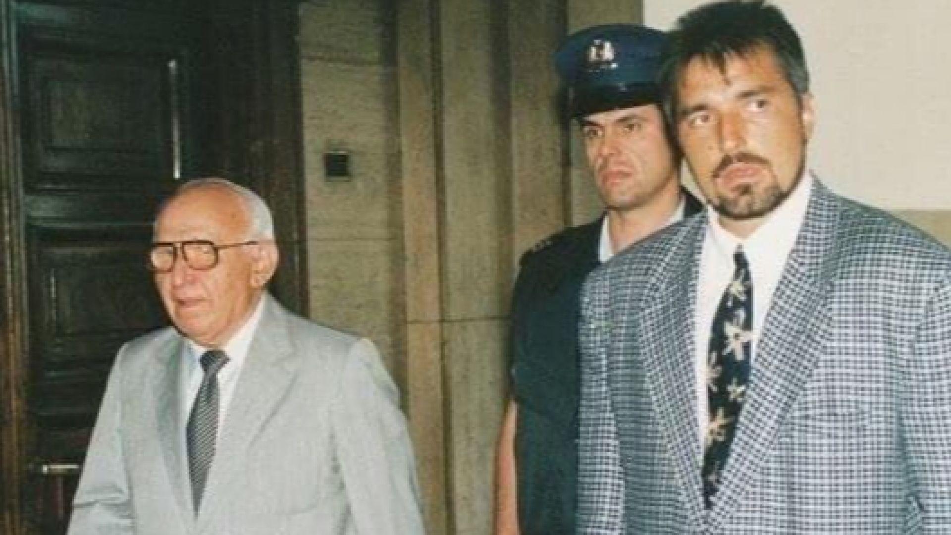 Гешев за снимка с Борисов и Тодор Живков: Поредната хибридна атака