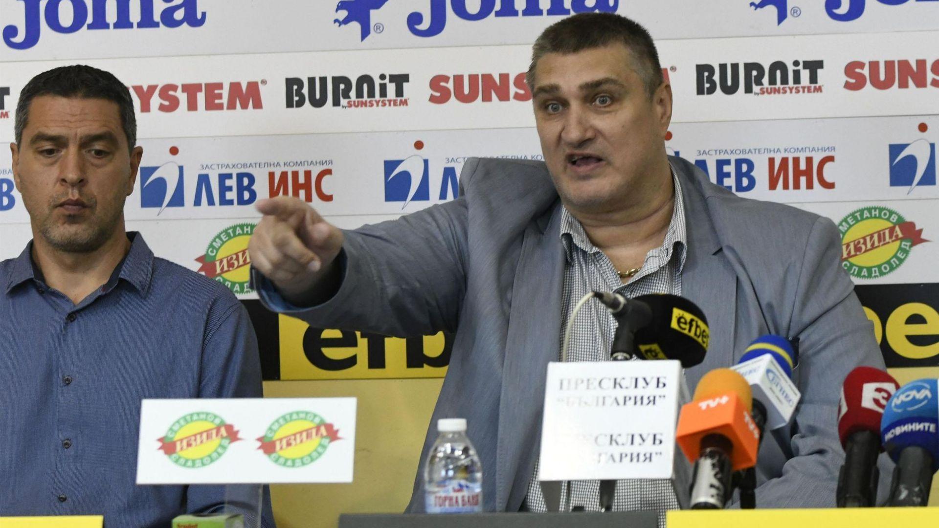 Любо Ганев обяви трето издание на скаутската лига за талантите ни във волейбола