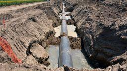 Първа доставка на азерски газ в Европа - в Албания: а кога и в България