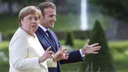Германско-френско единство във възстановяването на ЕС