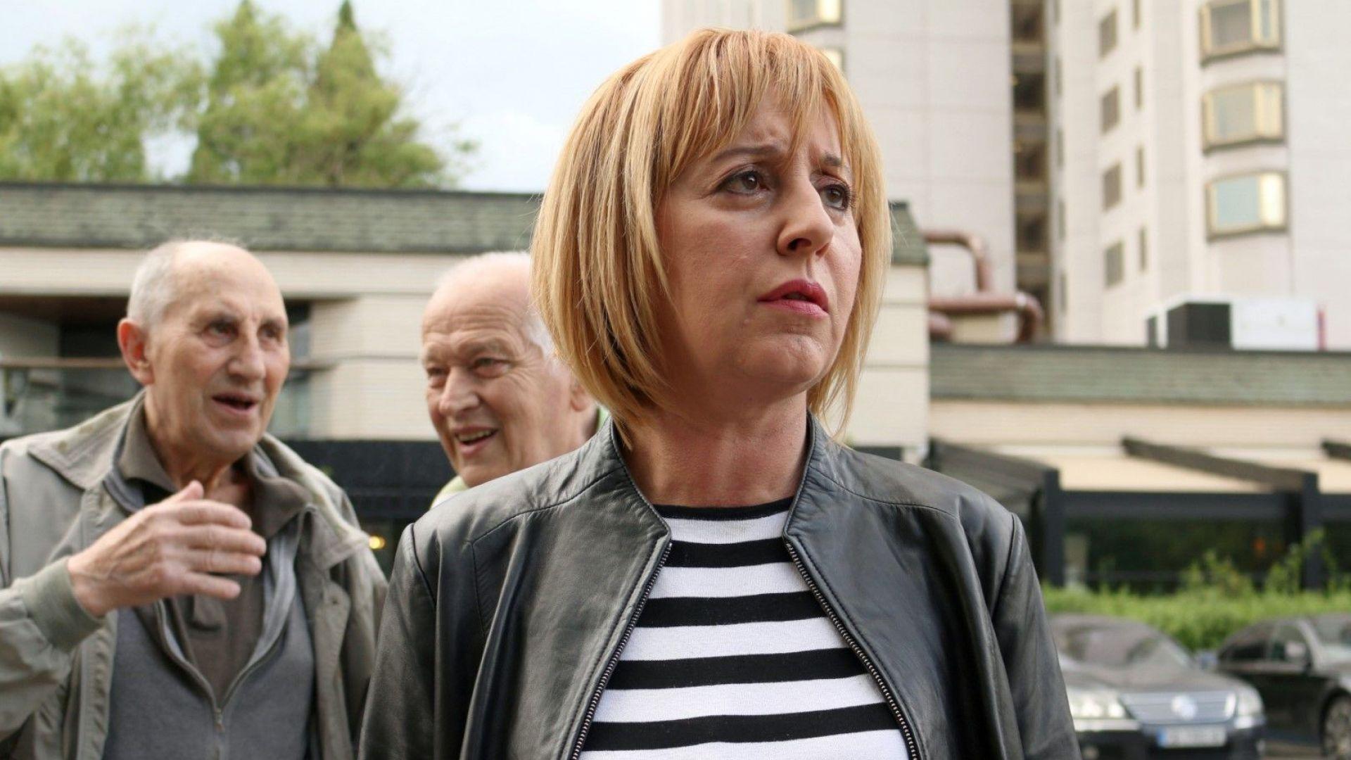 Мая Манолова свиква протест срещу високите цени на парното