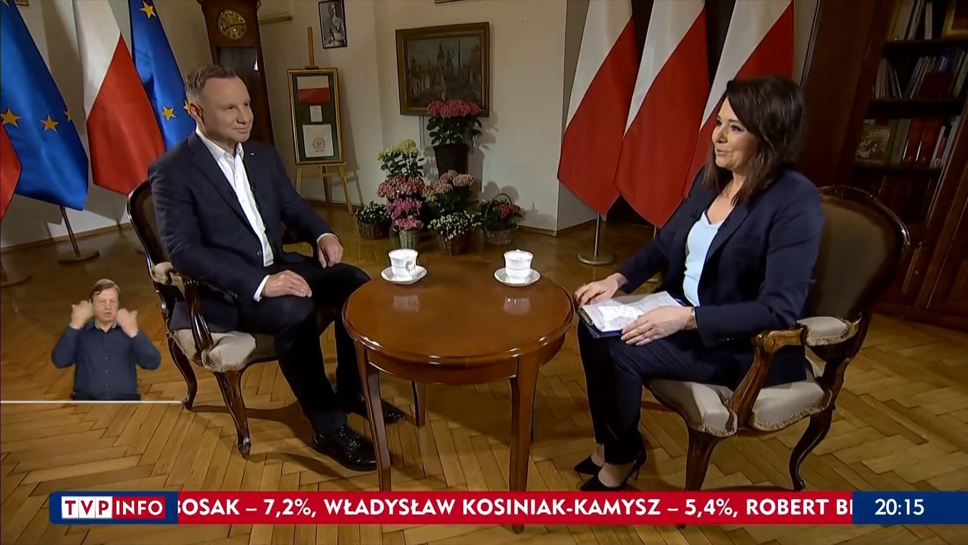 Европа разкритикува остро полската обществена телевизия за пристрастия към президента