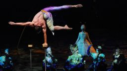 Цирк дю Солей обяви изненадващ фалит
