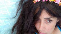 Чуйте нежните синя цветя на Цветелина Чендова