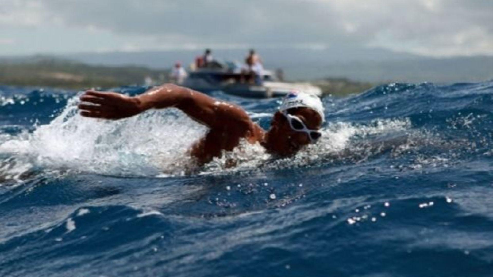 Записват вече за плувния маратон от остров Света Анастасия до моста