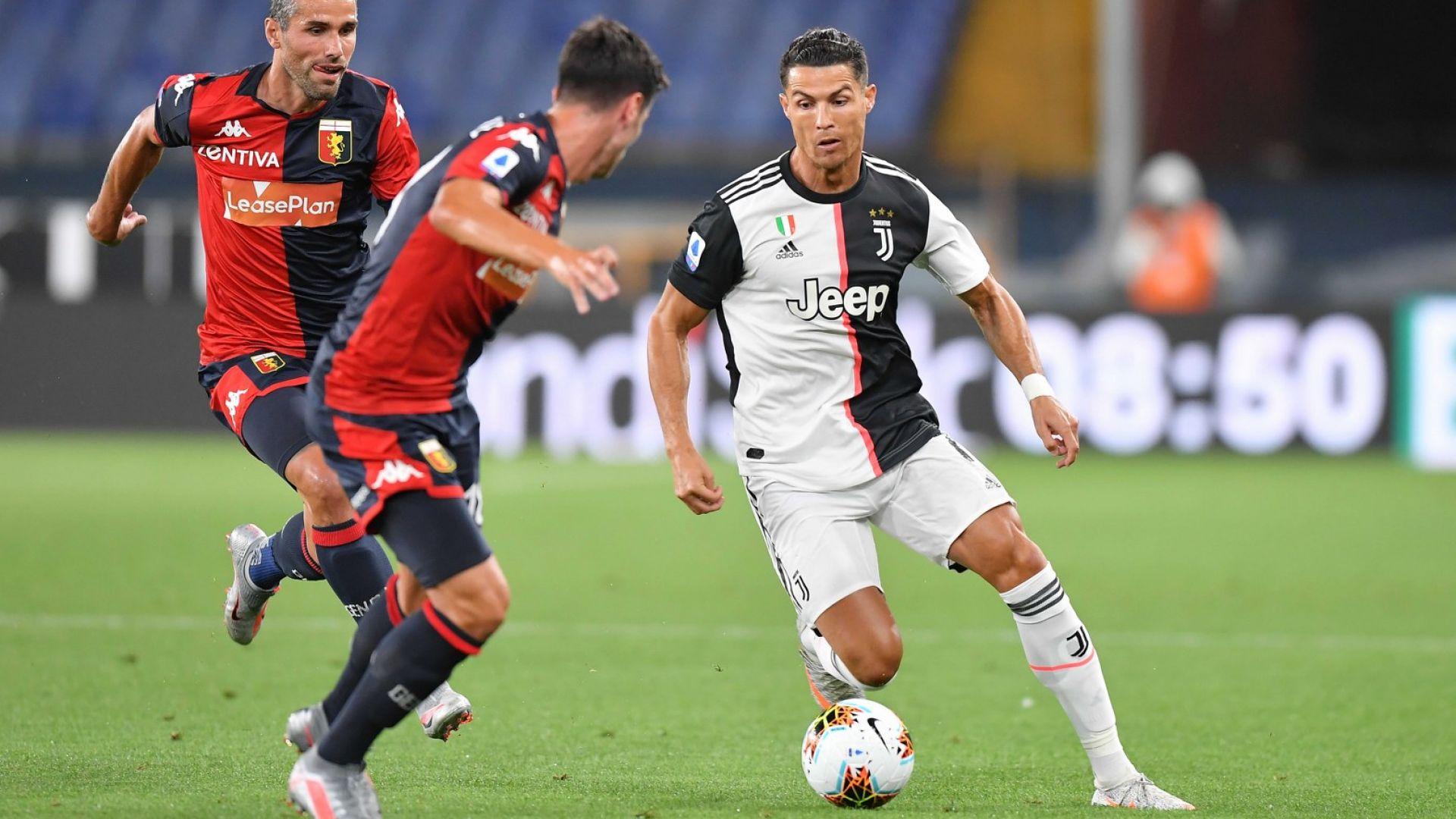 Светът се прехласна по фамозния гол на Роналдо