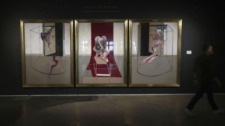 84,6 милиона долара за триптих на Франсис Бейкън